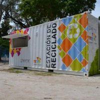 El municipio insta a los vecinos de Ezeiza a llevar los residuos a las Estaciones de Reciclado