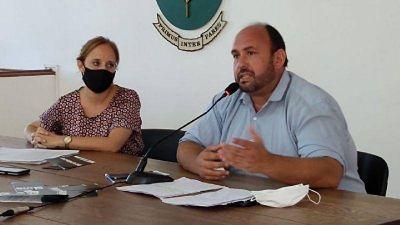 Realizaron en Baradero la presentación de la inscripción web del Registro Único de la Demanda Habitacional