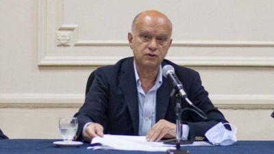 Grindetti inauguró sesiones con el eje puesto en la pandemia y en tremas de seguridad, educación y medio ambiente
