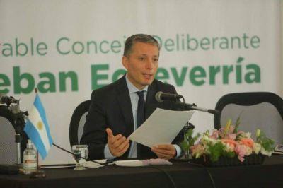 Echeverría: Poder Ciudadano y Cippec controlarán la transparencia en la aplicación de la vacuna