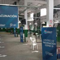 Lomas: Trasladan los centros de vacunación a los clubes de fútbol