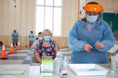 Covid-19: Córdoba recibió una nueva partida de 40.500 vacunas Sinopharm