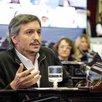 Alessandro apoyó la candidatura de Máximo Kirchner para presidir el PJ bonaerense