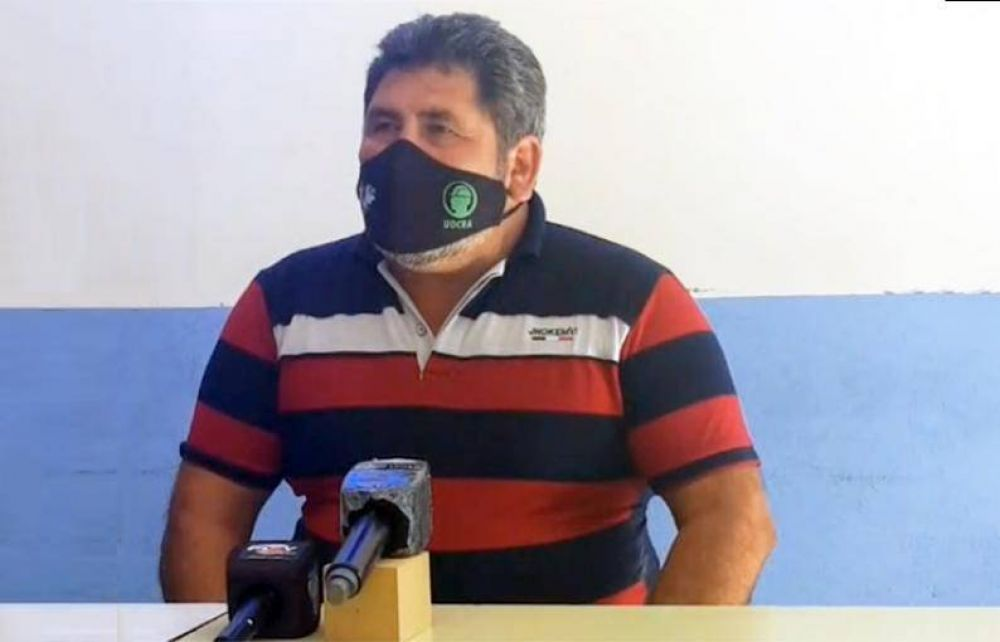 Julio González: El dirigente de la UOCRA de Zárate reclama trabajo y denunció despidos en el sector de la construcción