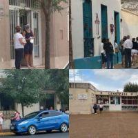 Las escuelas de San Nicolás abrieron sus puertas tras un año de cierre