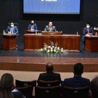 Saadi ratificó que el próximo lunes comenzarán las clases en las escuelas municipales