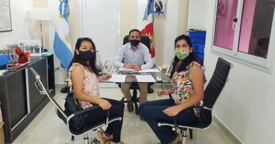 Convenio para la inclusión en la ciudad de Fernández