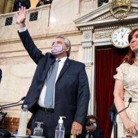 El discurso de Alberto: querella por la deuda de Macri, críticas a la Justicia y cannabis medicinal