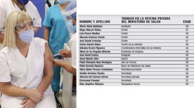 El Ministerio de Salud de Tucumán vacunó a 17 colaboradores menores de 60 años