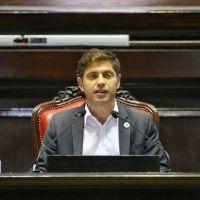 Una por una, las medidas impositivas que anunció Kicillof
