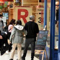Las ventas en los comercios cayeron un 35% en febrero