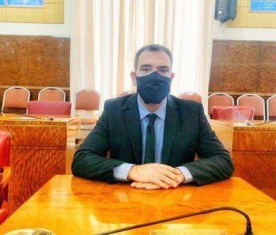"""El concejal Neme admitió que la inseguridad """"es la mayor preocupación"""", pero aclaró que """"el Municipio sólo no puede hacerle frente"""""""