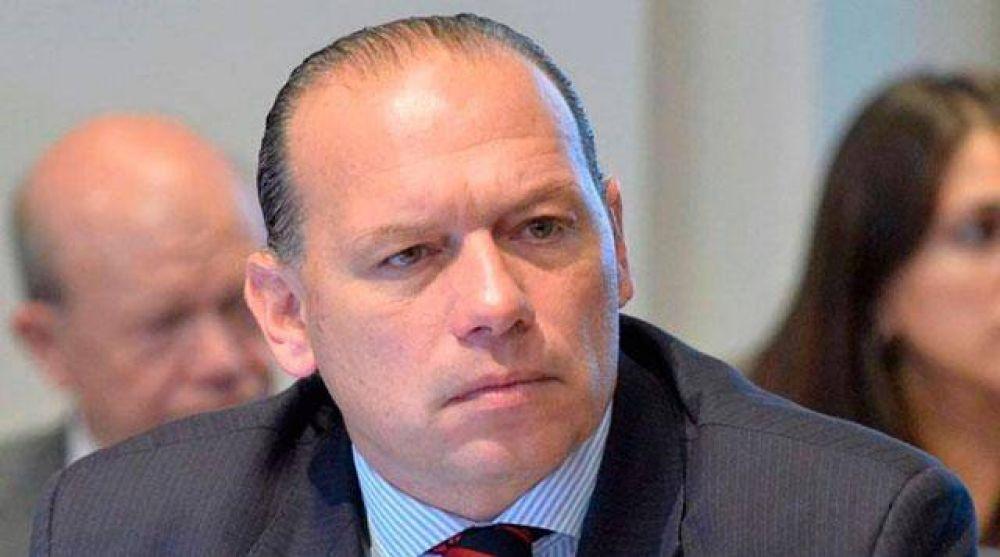 El ministro Berni vendría a Mar del Plata para anunciar los cambios en la cúpula policial