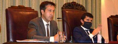 Rojas pidió dejar de lado las mezquindades políticas para ir reconstruyendo Necochea