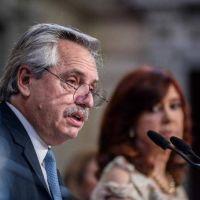 Respaldo sindical al mensaje de Fernández ante el Congreso