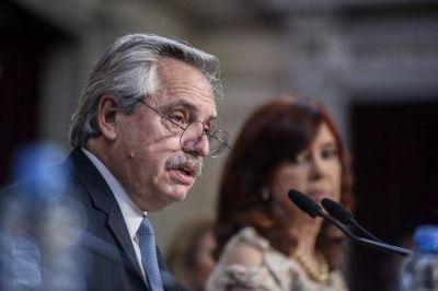 Defensa de la gestión y denuncia a Macri: el discurso de Alberto en clave electoral