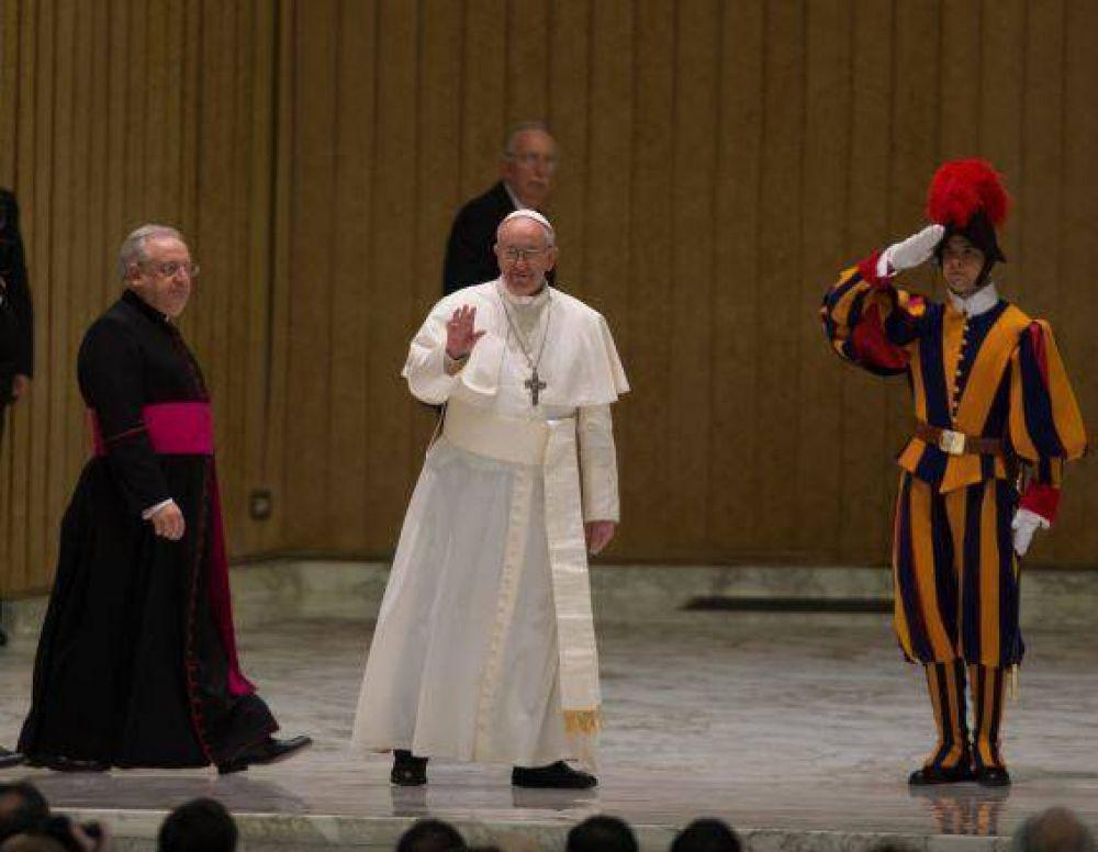 Papa Francisco advierte sobre la posibilidad de un nuevo Diluvio