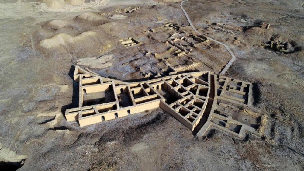 Ur, la ciudad de Abraham donde nacieron las religiones monoteístas
