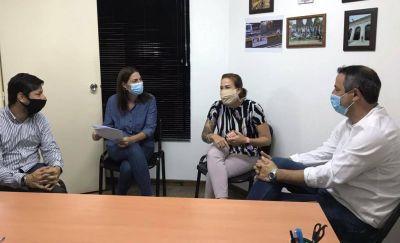 Cambios en el Concejo Deliberante de Morón: pidió licencia Natalín Faravelli y asumió Silvina Samparisi
