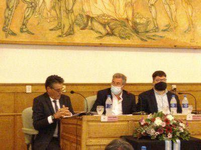 Dio comienzo el período de sesiones ordinarias en el Concejo Deliberante: discurso del intendente