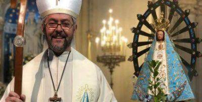 Inicio del ministerio pastoral de los nuevos párrocos solidarios de Lobos