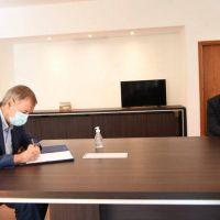 Schiaretti remitió a la Legislatura la designación del nuevo Fiscal General