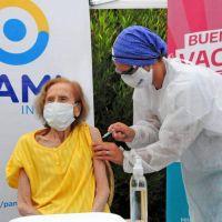 Comenzó la campaña de vacunación en los geriátricos con más de 150 personas inoculadas