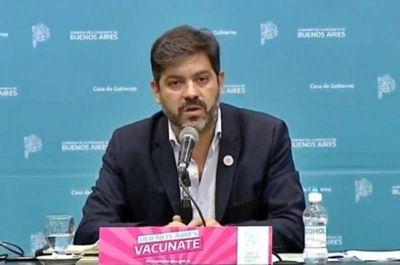 La Provincia investiga la vacunación del chofer del Intendente y la pareja de Díaz Cisneros