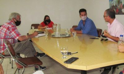 Autoridades de Corredor Vial se reunieron con concejales de la oposición