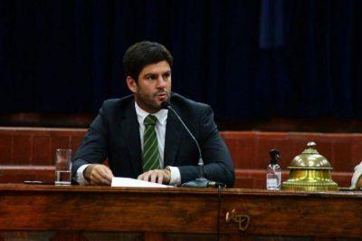 El Intendente inauguró el período de Sesiones Ordinarias 2021 del Concejo Deliberante
