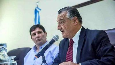 El intendente Alberto Gelené abre un nuevo período de sesiones ordinarias
