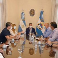Uñac se reunió con el Comité de Emergencia para planificar acciones ante el pronóstico de intensas lluvias