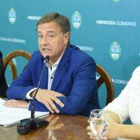 Qué va a pedir y qué va promocionar Rodolfo Suarez en la Nación