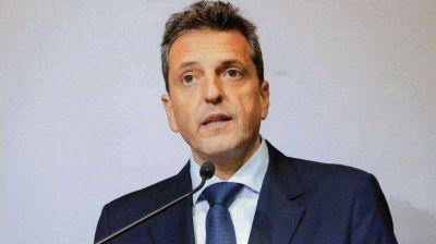 Alivio fiscal: Massa convocó a la CGT para debatir el proyecto de Ganancias