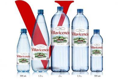 Agua mineral. Buscan comprador para Villavicencio y Ser