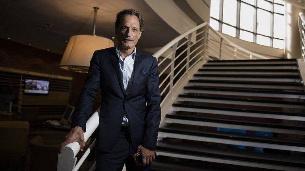 """Claudio Belocopitt, presidente de la Unión Argentina de Salud: """"Nuestro sector está siendo discriminado por parte del gobierno"""""""