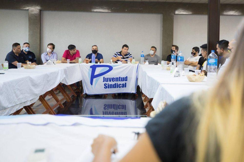 La Juventud Sindical Nacional tuvo su primer plenario del año con más de 80 gremios presentes