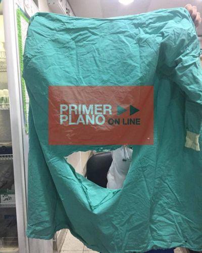 9.600 pesos de básico: médicos del hospital del Niño de San Justo pelean por recomposición salarial