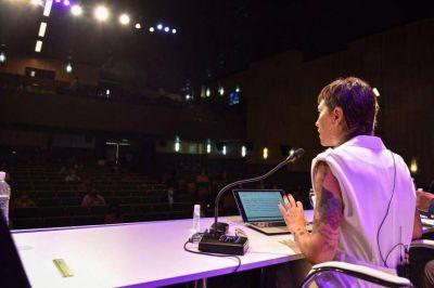 Mayra Mendoza abrió las sesiones legislativas de Quilmes