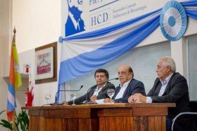Mussi defendió la actuación del municipio durante la pandemia y reconoció la inseguridad en Berazategui