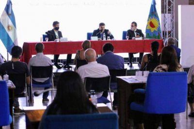 """Chornobroff en la apertura de sesiones: """"Avellaneda se ha convertido en una comunidad organizada"""""""