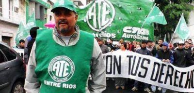 ATE definió plan de lucha para marzo que incluye paros y movilización