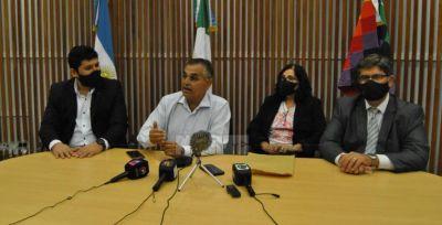 """Miguel Fonteina sobre las denuncias en Nueva Pompeya: """"Ningún acto de corrupción va a ser admitido en el Poder Judicial"""""""