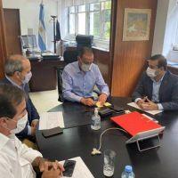 Transporte, obras y subsidios, los temas de la agenda del Gobernador en Buenos Aires
