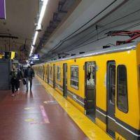 Metrodelegados harán un paro en la línea B del subte y este jueves no habrá servicio