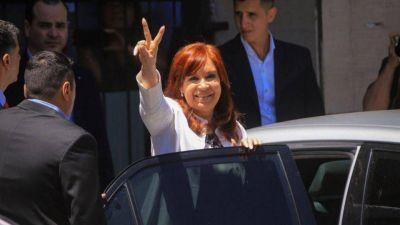 Cristina Kirchner reaparece con un discurso encendido contra la justicia y el macrismo