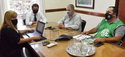 Paritaria. ATE Río Negro logra una propuesta del 29% de aumento con cláusula de revisión