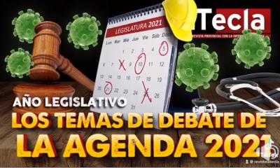 Los temas de debate de la agenda 2021