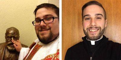 El sacerdote que ayuda a luchar contra la obesidad