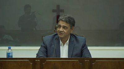 Centrado en la pandemia, Jorge Macri inauguró sesiones en el Concejo Deliberante